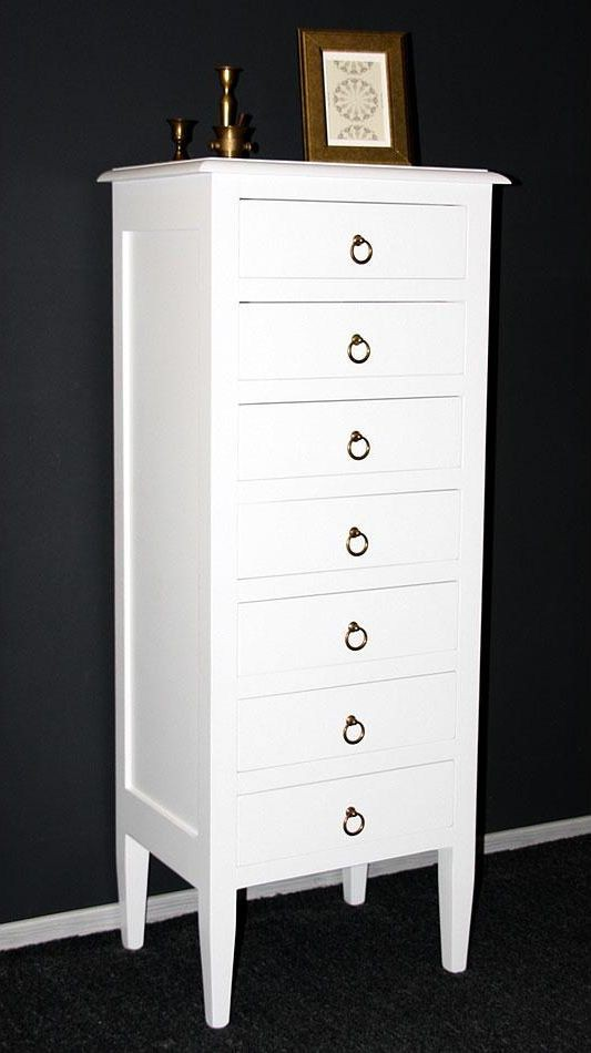 massivholz apothekerkommode schubladenkommode holz massiv wei lackiert. Black Bedroom Furniture Sets. Home Design Ideas