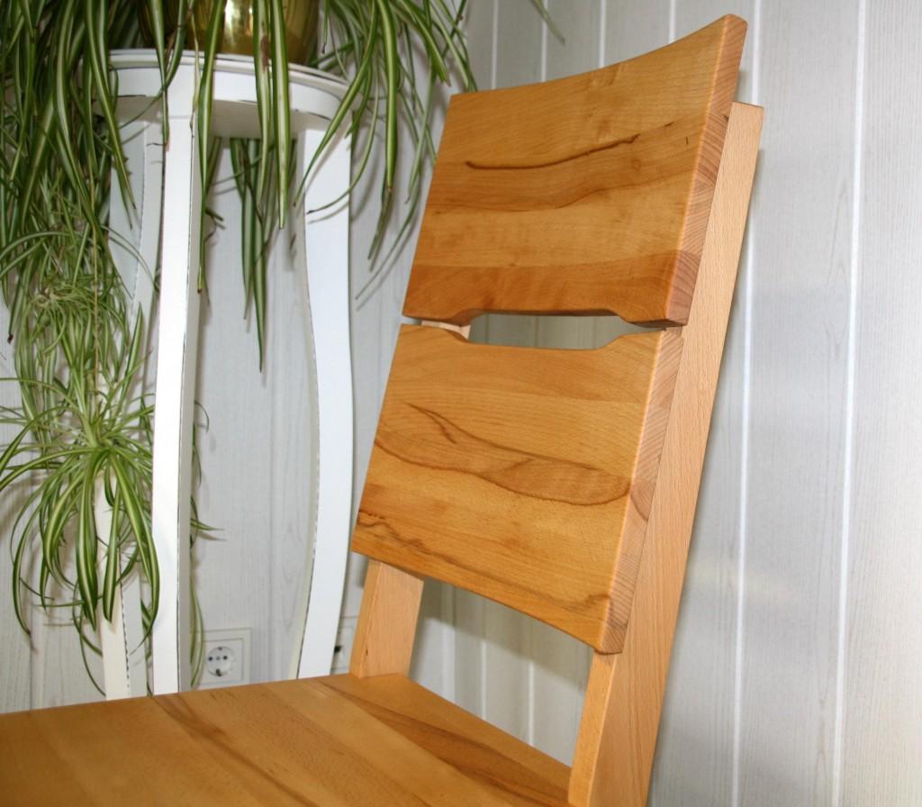 k chenstuhl esszimmer stuhl st hle k chenst hle kernbuche. Black Bedroom Furniture Sets. Home Design Ideas