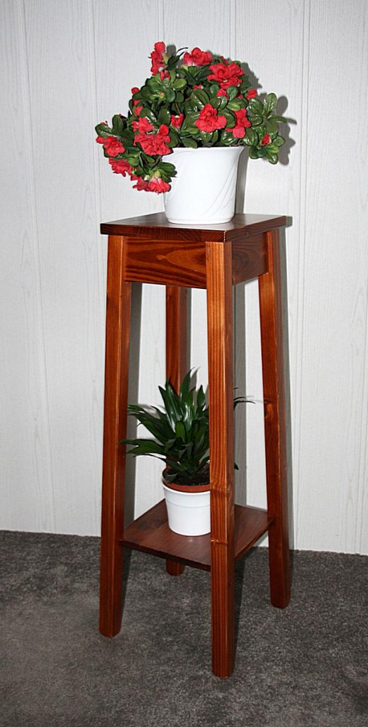 Blumenhocker blumentisch blumenst nder blumens ule 80cm for Beistelltisch 80 hoch
