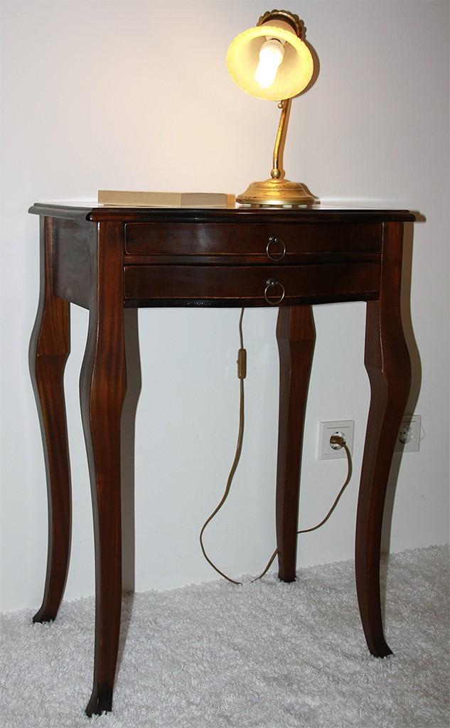 massivholz beistelltisch konsolentisch wandtisch holz massiv kolonial. Black Bedroom Furniture Sets. Home Design Ideas