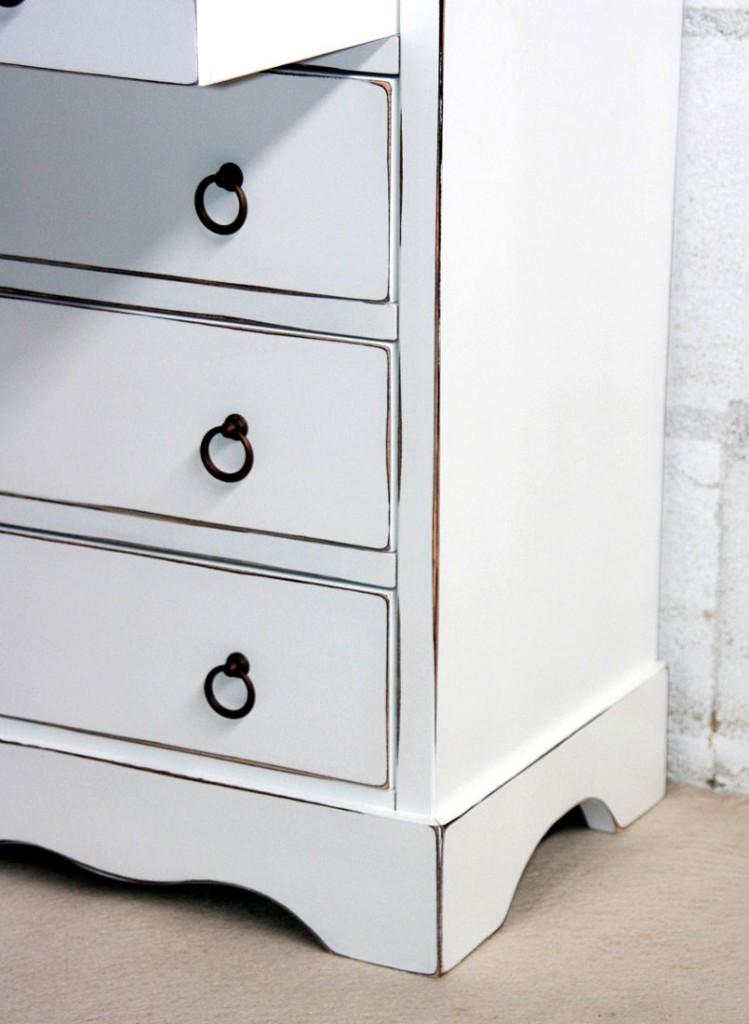 Kommode Farbige Schubladen. Stunning Stilvoll Sideboard Hochglanz ...