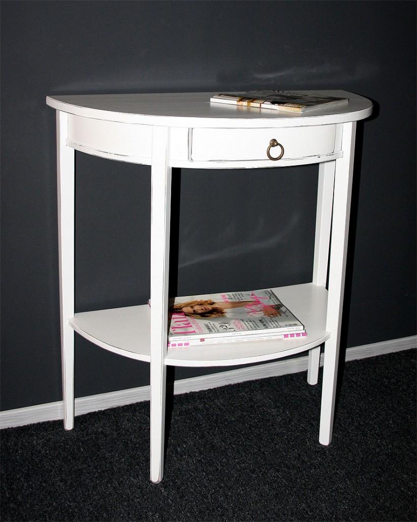 konsolentisch flurtisch beistelltisch telefontisch dielen. Black Bedroom Furniture Sets. Home Design Ideas