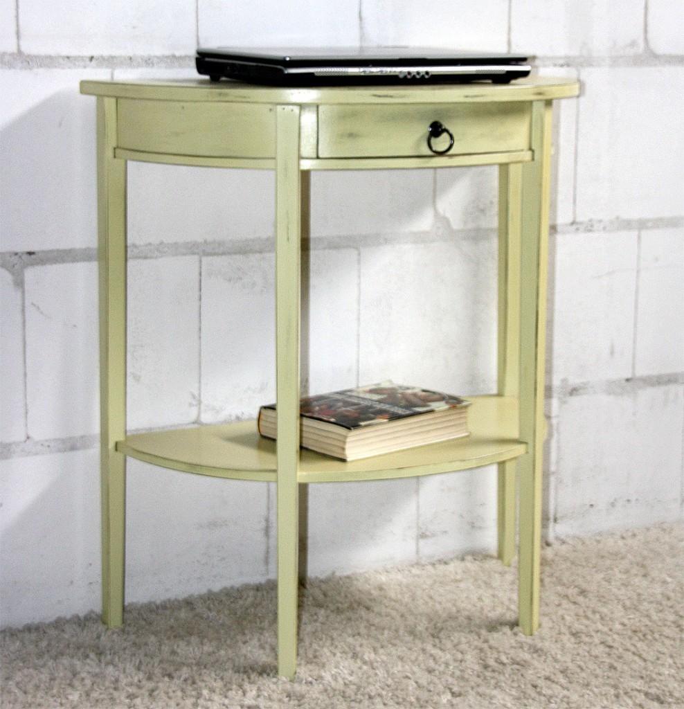 konsolentisch mit schublade und ablage 2017 09 14 09 05 58. Black Bedroom Furniture Sets. Home Design Ideas
