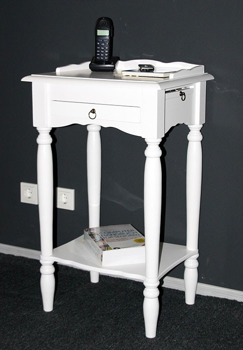Konsolentisch telefontisch wand tisch telefon konsole for Telefon beistelltisch