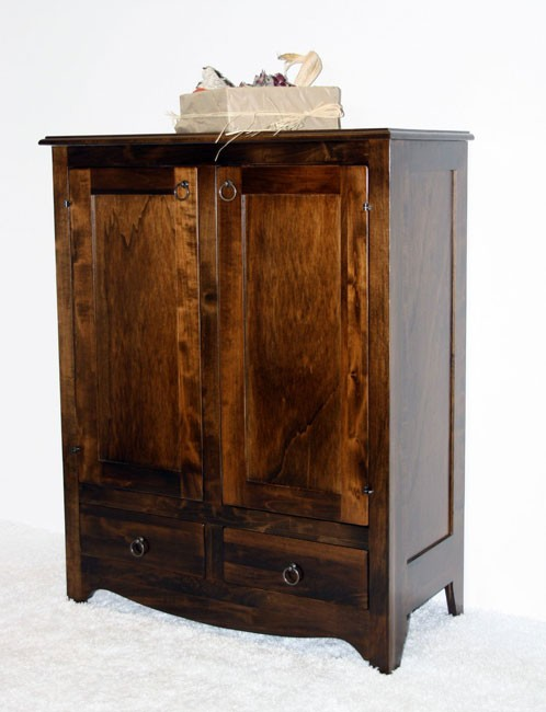 kommode kolonial geschirrschrank schrank massiv holz. Black Bedroom Furniture Sets. Home Design Ideas