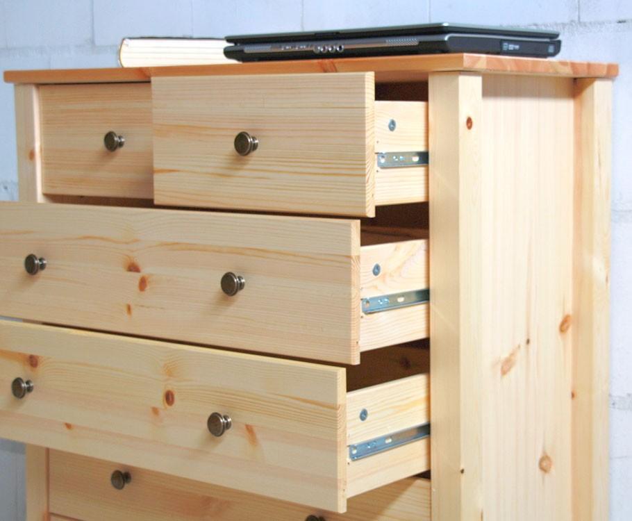 anrichte sideboard apotheker kommode mit schubladen. Black Bedroom Furniture Sets. Home Design Ideas