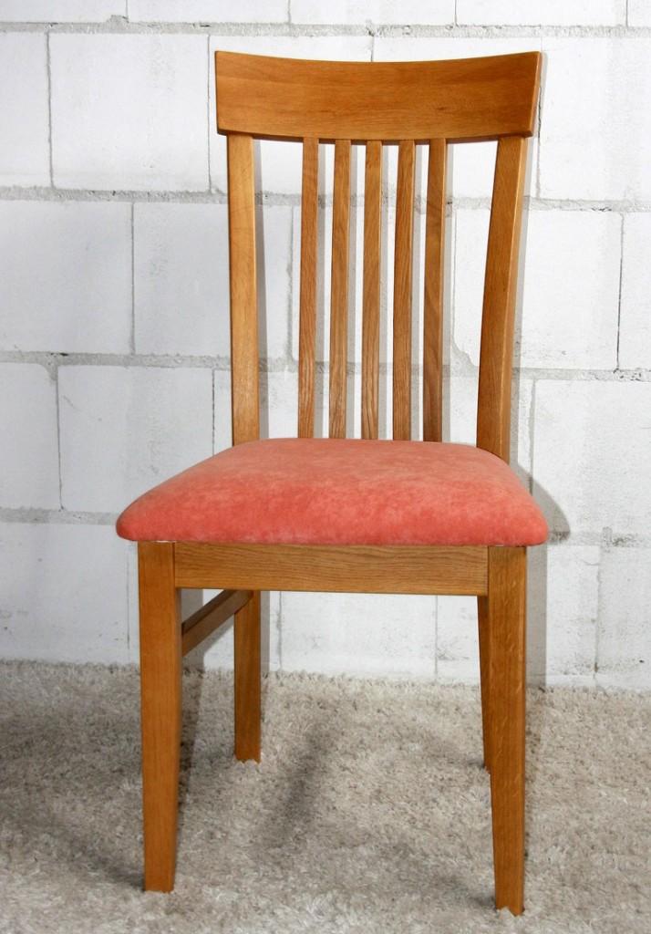 Küchenstühle Holz Mit Polster ~ stuhl mit polster küchenstühle esszimmer stühle holz eiche massiv geölt landhaus ebay