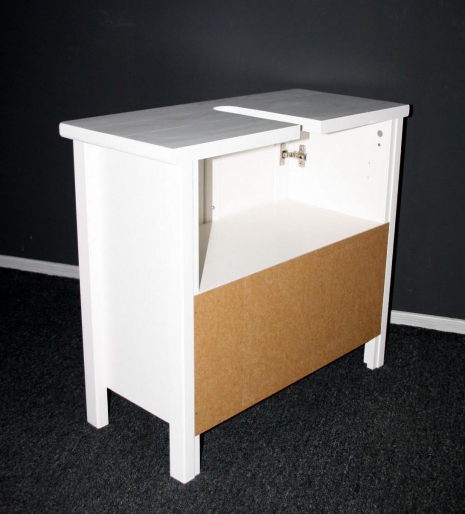waschtisch holz unterschrank doppelwaschtisch mit aufsatzbecken 50 moderne sets. Black Bedroom Furniture Sets. Home Design Ideas