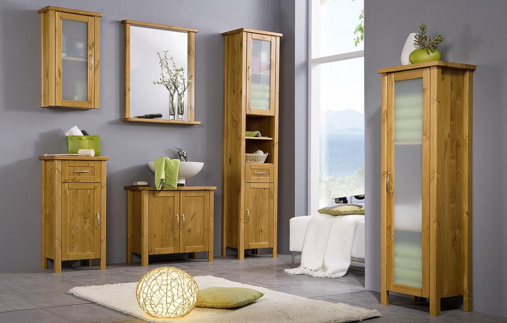badezimmerm bel holz g nstig. Black Bedroom Furniture Sets. Home Design Ideas
