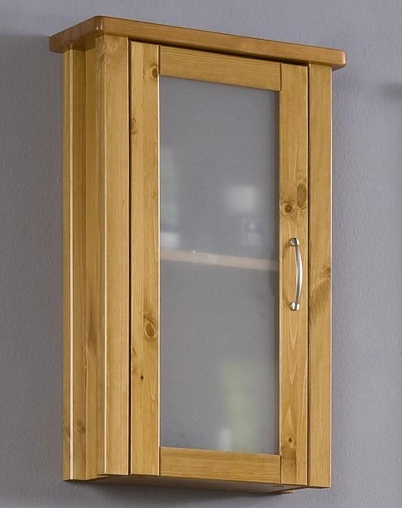 massivholz badm bel set badezimmerm bel komplett bad 6 teilig kiefer honig holz ebay. Black Bedroom Furniture Sets. Home Design Ideas
