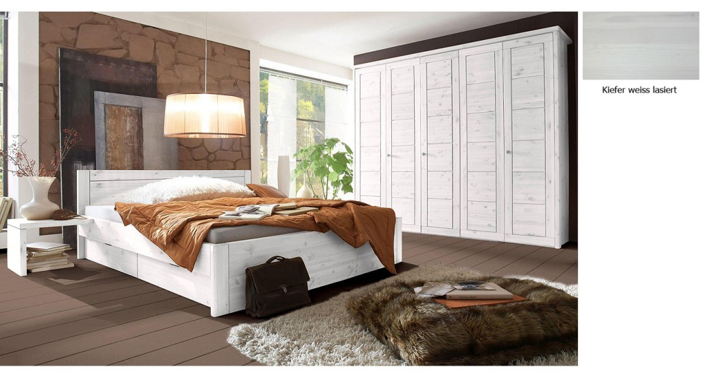 massivholz schlafzimmer wei landhausstil m bel guldborg. Black Bedroom Furniture Sets. Home Design Ideas