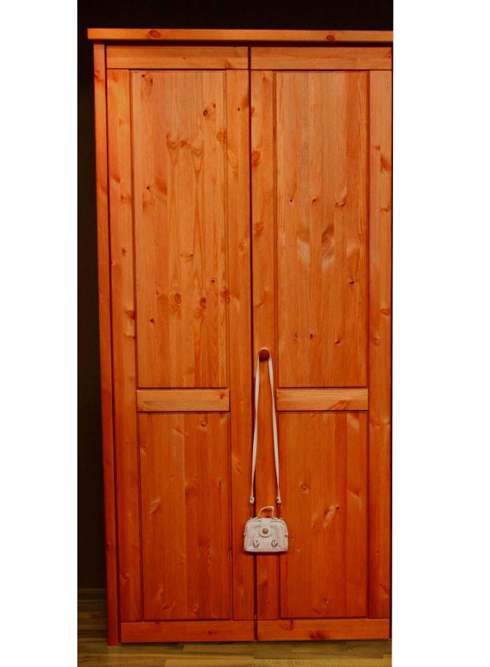 massivholz schlafzimmerschrank 2t rig kleiderschrank