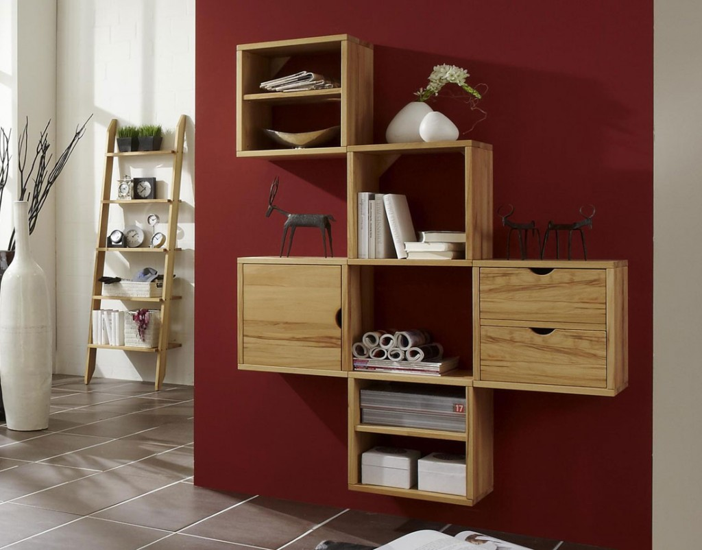 wandregal kernbuche trendy wandregal hngeboard kernbuche mit beleuchtung with wandregal. Black Bedroom Furniture Sets. Home Design Ideas