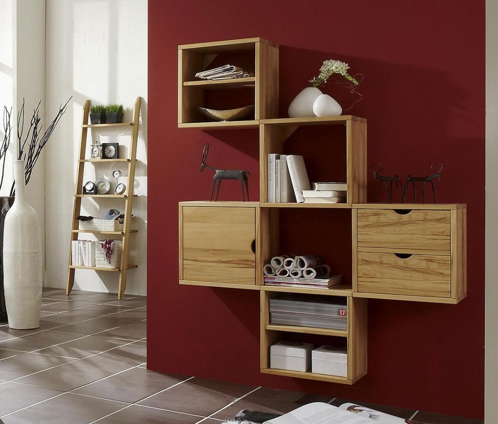 massivholz h ngekasten wandregal regalw rfel regalkombination kernbuche ge lt massiv. Black Bedroom Furniture Sets. Home Design Ideas