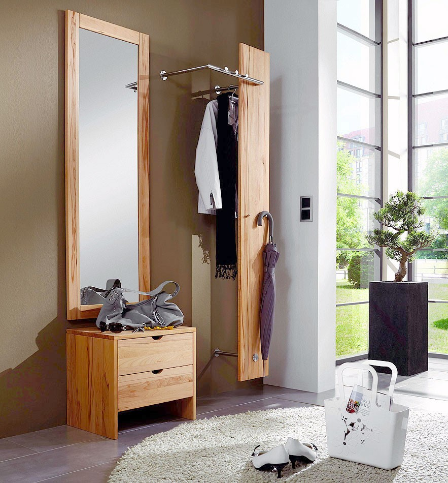 garderoben set grau garderoben set grau garderobenset reno garderobe schrank kingston 1. Black Bedroom Furniture Sets. Home Design Ideas