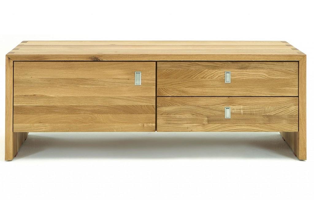 massivholz tv lowboard flurkommode kommode wildeiche. Black Bedroom Furniture Sets. Home Design Ideas