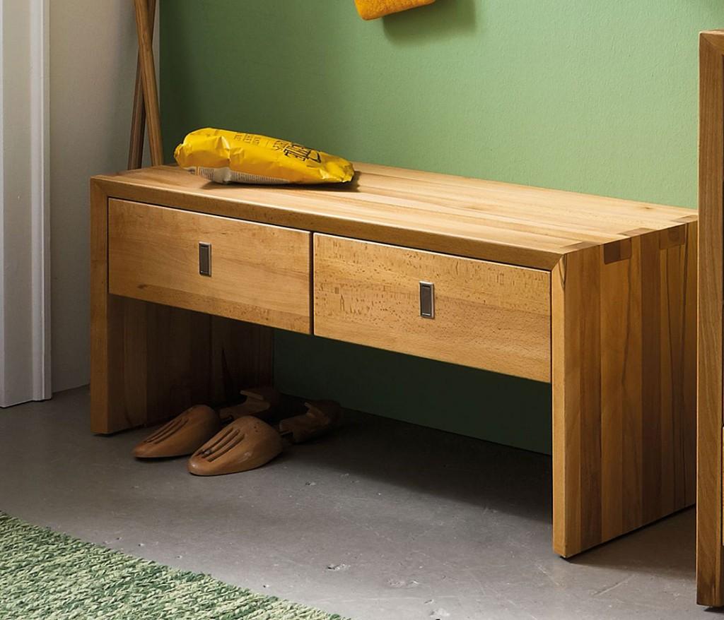 massivholz sitzbank dielenbank holzbank kernbuche massiv holz. Black Bedroom Furniture Sets. Home Design Ideas
