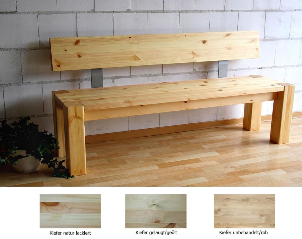sitzbank mit lehne best top massivholz sitzbank cm mit. Black Bedroom Furniture Sets. Home Design Ideas