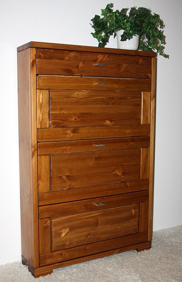 kommode spiegel sideboard w schekommode gelaugt ge lt kiefer massiv. Black Bedroom Furniture Sets. Home Design Ideas