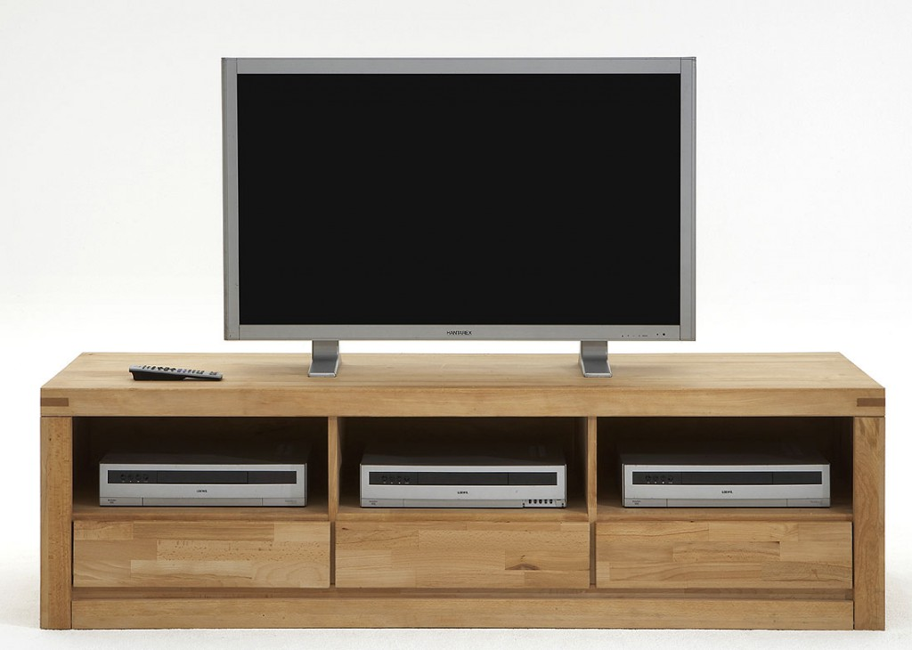 tv lowboard holz erle. Black Bedroom Furniture Sets. Home Design Ideas