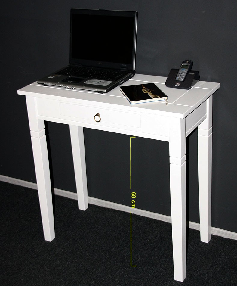 konsolentisch schreibtisch beistelltisch telefontisch. Black Bedroom Furniture Sets. Home Design Ideas