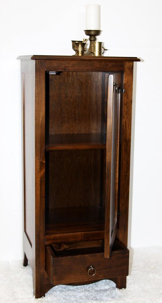 kommode schmal hoch anrichte flur kommode kiefer schubladen schrank schmal massiv holz gelaugt. Black Bedroom Furniture Sets. Home Design Ideas