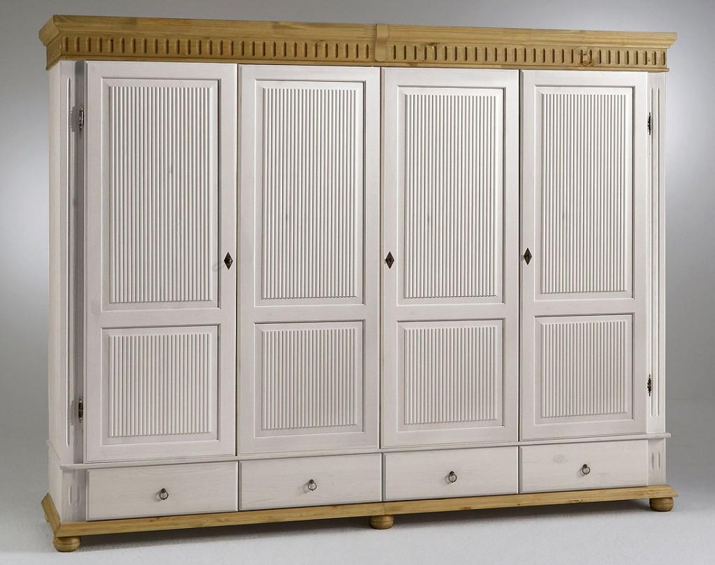 Nauhuri.com  Kleiderschrank Weiß Antik ~ Neuesten Design-Kollektionen für die Familien