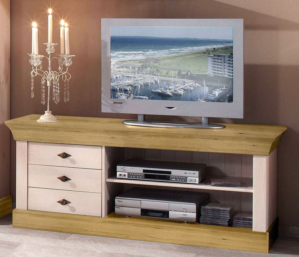 tv lowboard echtholz cheap tvlowboard romina matt wei deckplatte asteiche massivholz mit led. Black Bedroom Furniture Sets. Home Design Ideas