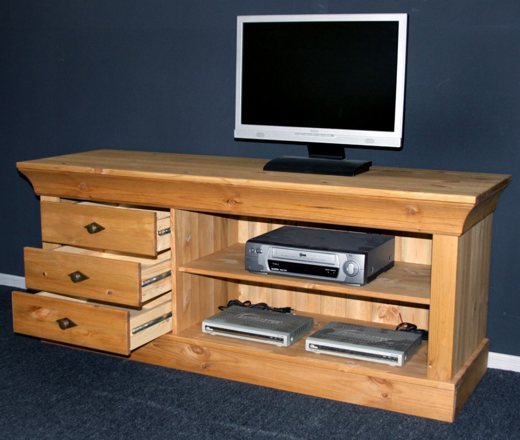 tv lowboard holz massiv inspirierendes. Black Bedroom Furniture Sets. Home Design Ideas