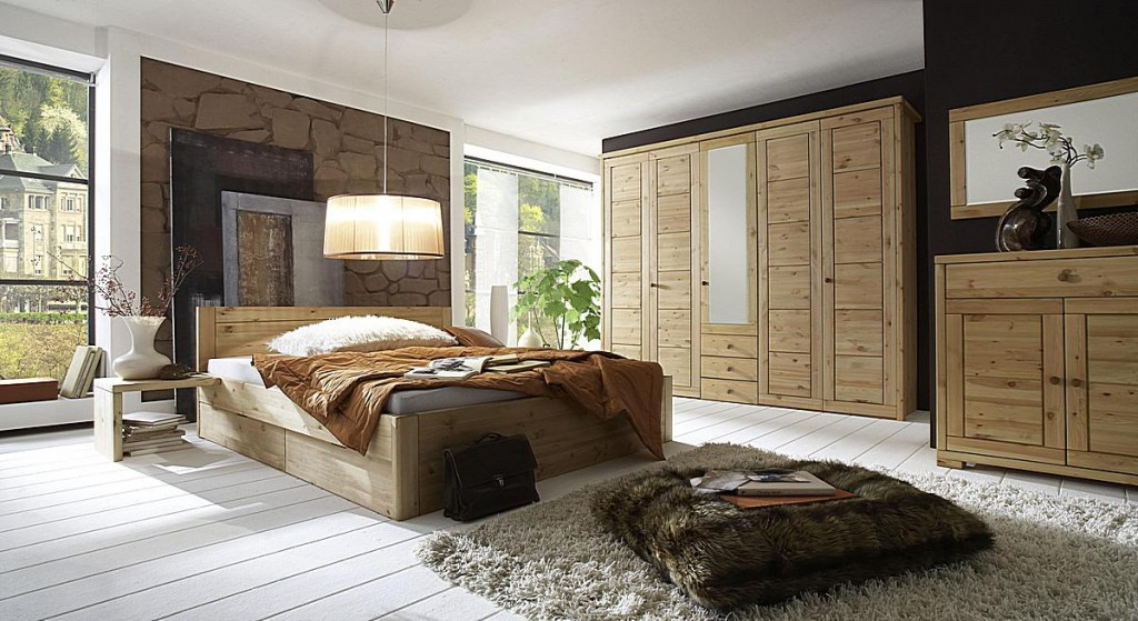 massivholz bett 180x200 4 schubladen komforth he xl schubladenbett kiefer natur. Black Bedroom Furniture Sets. Home Design Ideas