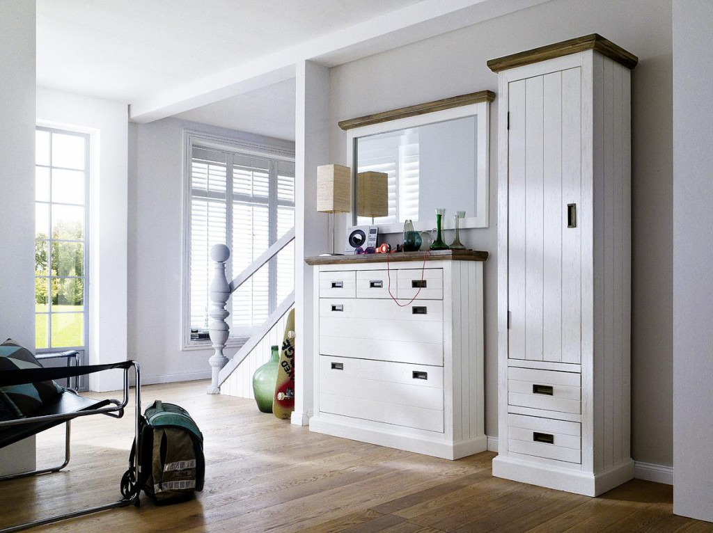 schuhschrank akazie wei vintage schuhkommode shabby chic. Black Bedroom Furniture Sets. Home Design Ideas