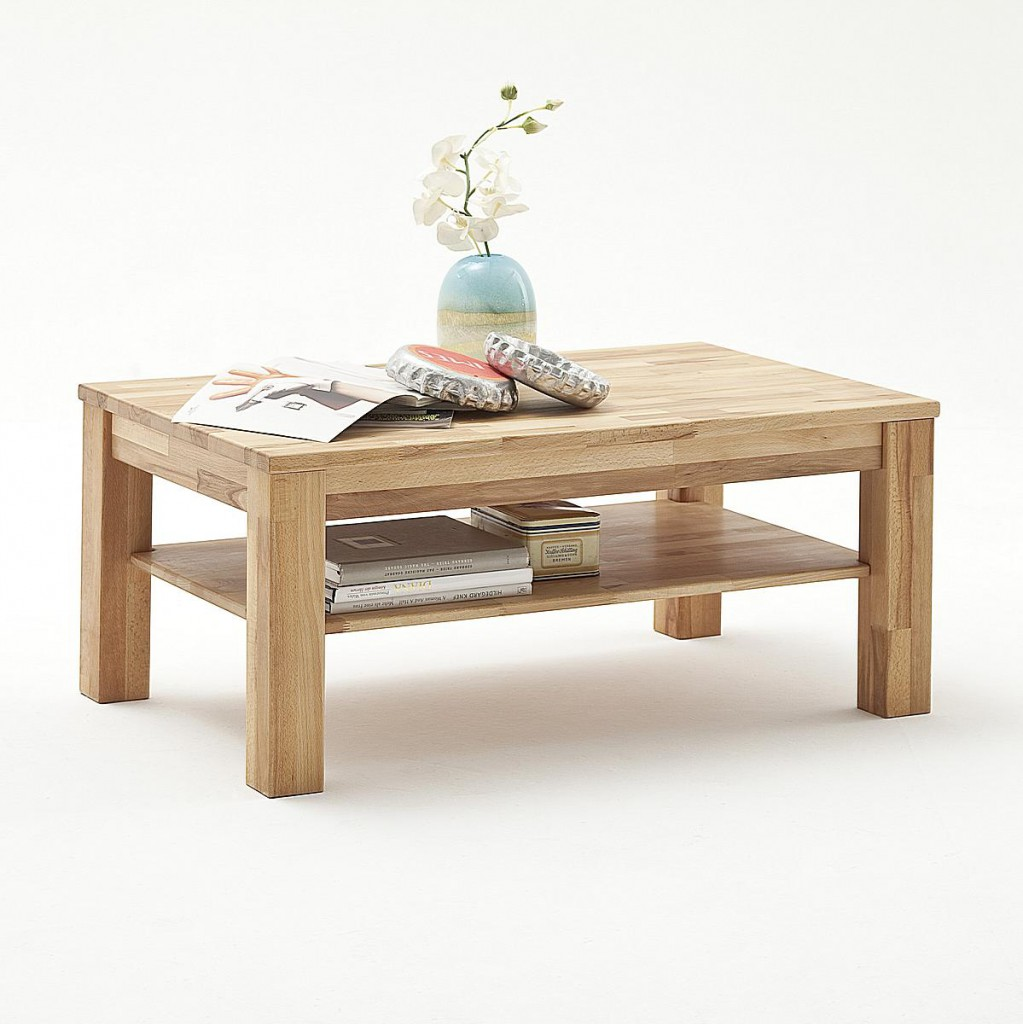 massivholz couchtisch beistelltisch 105x65cm kernbuche massiv ge lt. Black Bedroom Furniture Sets. Home Design Ideas