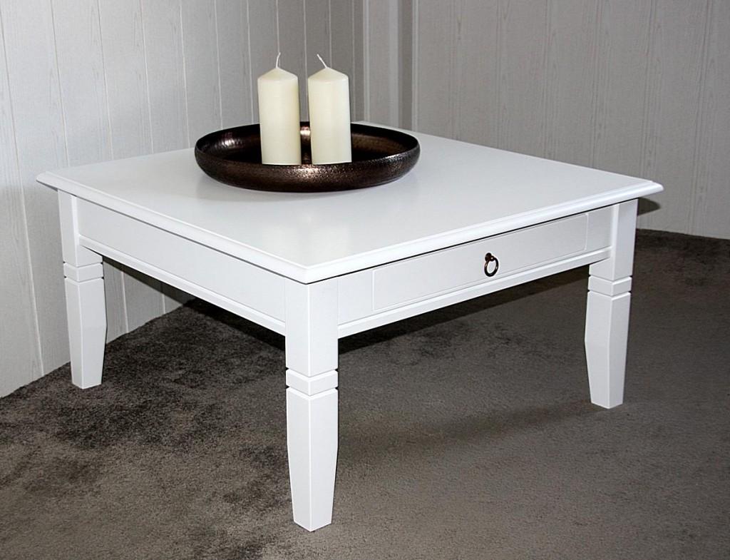 massivholz couchtisch beistelltisch wei sofatisch tisch. Black Bedroom Furniture Sets. Home Design Ideas