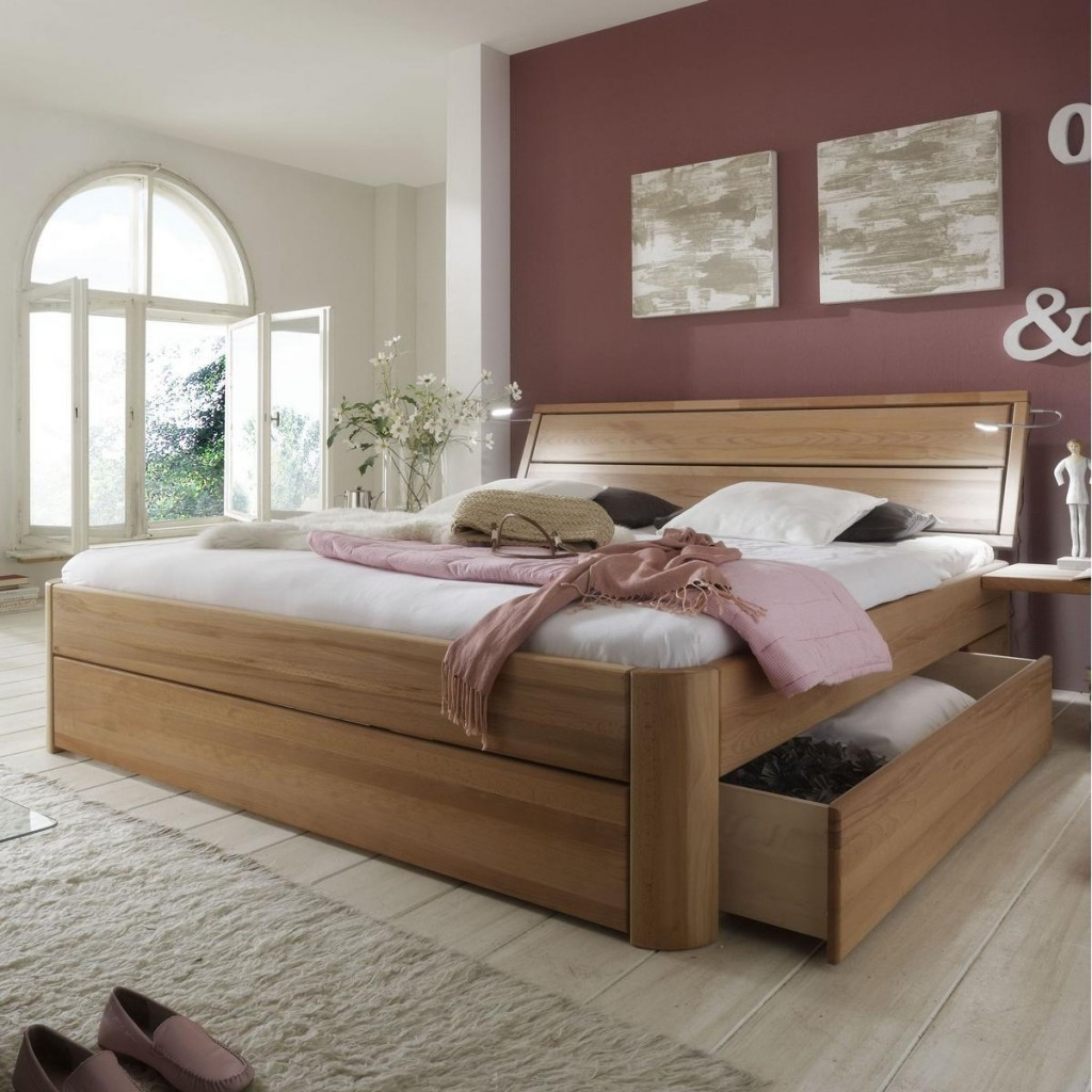 bett mit hohem kopfteil preisvergleiche. Black Bedroom Furniture Sets. Home Design Ideas