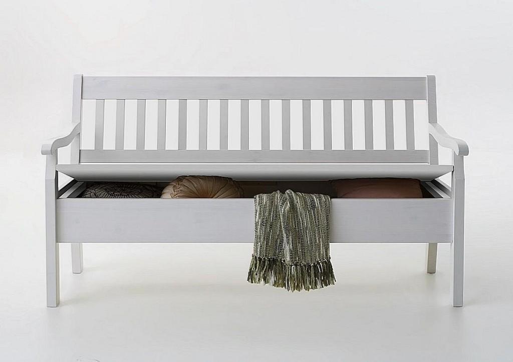 sitzbank truhe weiss preisvergleiche erfahrungsberichte. Black Bedroom Furniture Sets. Home Design Ideas