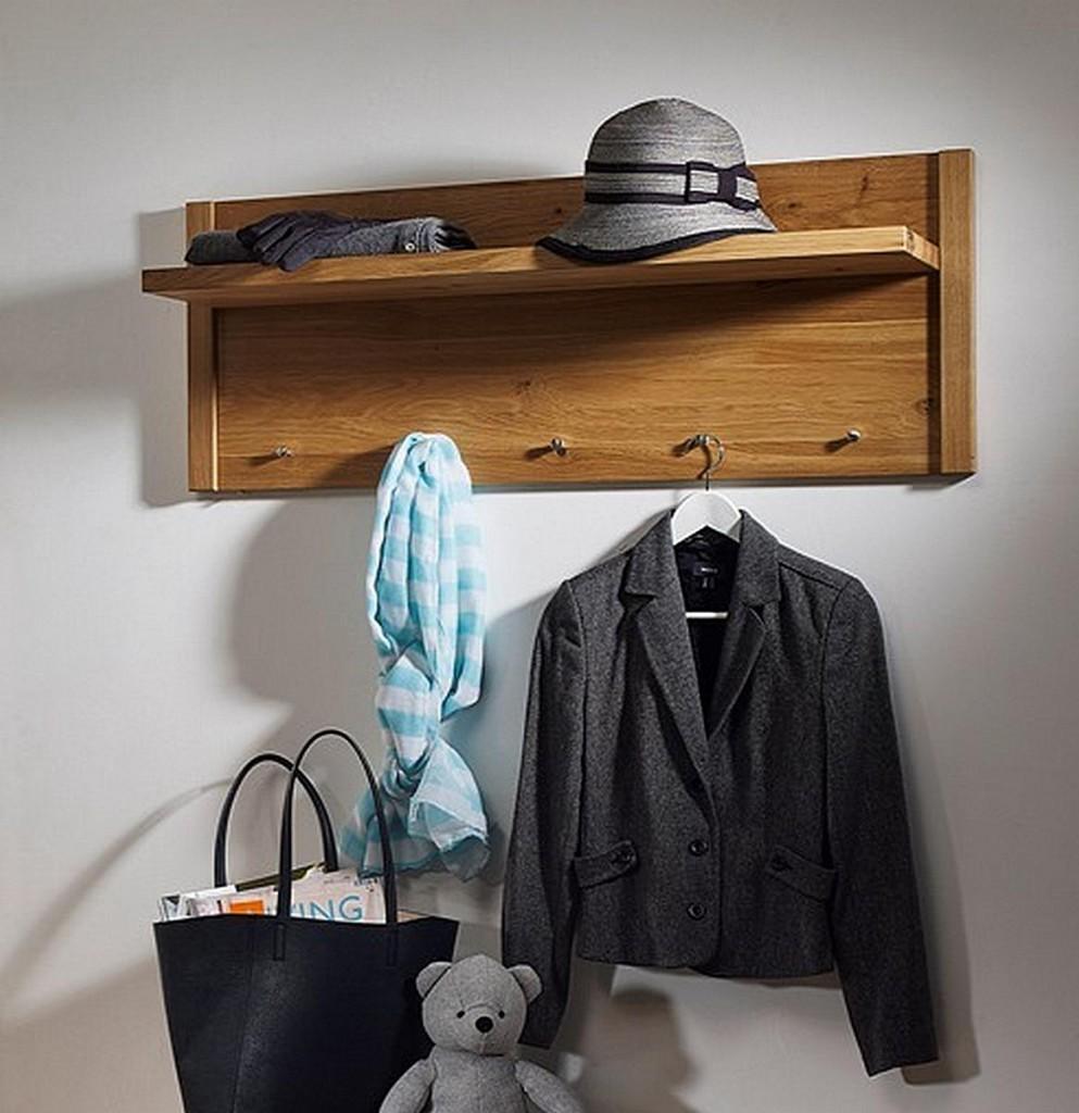 Garderobe massivholz preisvergleiche erfahrungsberichte for Eck garderobe wandgarderobe