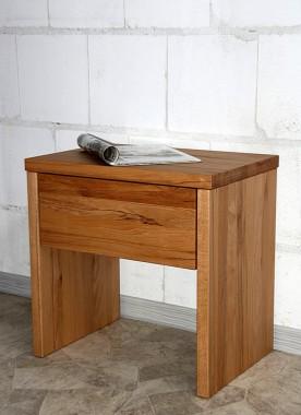 massivholz schubladenbett 180x200 schubkastenbett kernbuche ge lt rahmenst rke 4cm. Black Bedroom Furniture Sets. Home Design Ideas