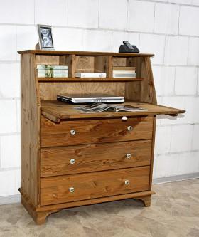 massivholz sekret r auch als barschrank nutzbar. Black Bedroom Furniture Sets. Home Design Ideas