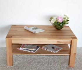 couchtisch massivholz auch mit glasplatte. Black Bedroom Furniture Sets. Home Design Ideas