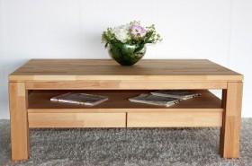 Couchtisch massivholz auch mit glasplatte 3 for Wohnzimmertisch 110x70