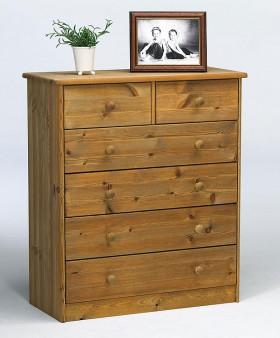 kommode f r die w sche massivholz m bel nur mit schubladen ausgestattet 3. Black Bedroom Furniture Sets. Home Design Ideas