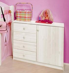 kommde aus massivholz kommode mit schubladen kiefer kate m bel. Black Bedroom Furniture Sets. Home Design Ideas