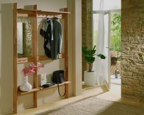 garderobe oder wandhalter f r m ntel jacken oder handt cher 3. Black Bedroom Furniture Sets. Home Design Ideas