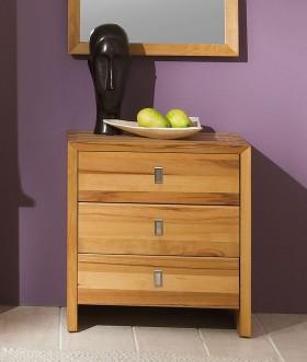 massivholz nachtschrank nachtkommode passend zum bett in. Black Bedroom Furniture Sets. Home Design Ideas