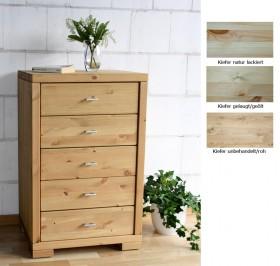 kommde aus massivholz kommode mit schubladen kiefer kate m bel 2. Black Bedroom Furniture Sets. Home Design Ideas