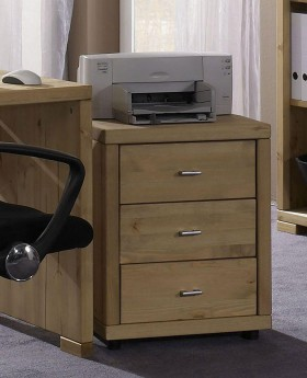 aktenschr nke aus massivholz geben dem b ro ein individuelles flair. Black Bedroom Furniture Sets. Home Design Ideas