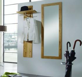 spiegel 50x146 wandspiegel schlafzimmerspiegel wildeiche. Black Bedroom Furniture Sets. Home Design Ideas