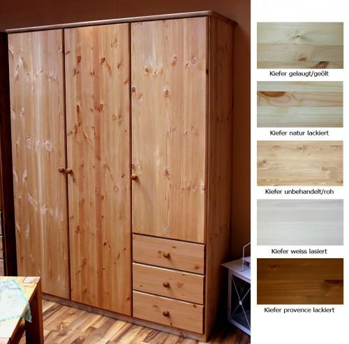 schrankwand kiefer gelaugt ge lt. Black Bedroom Furniture Sets. Home Design Ideas