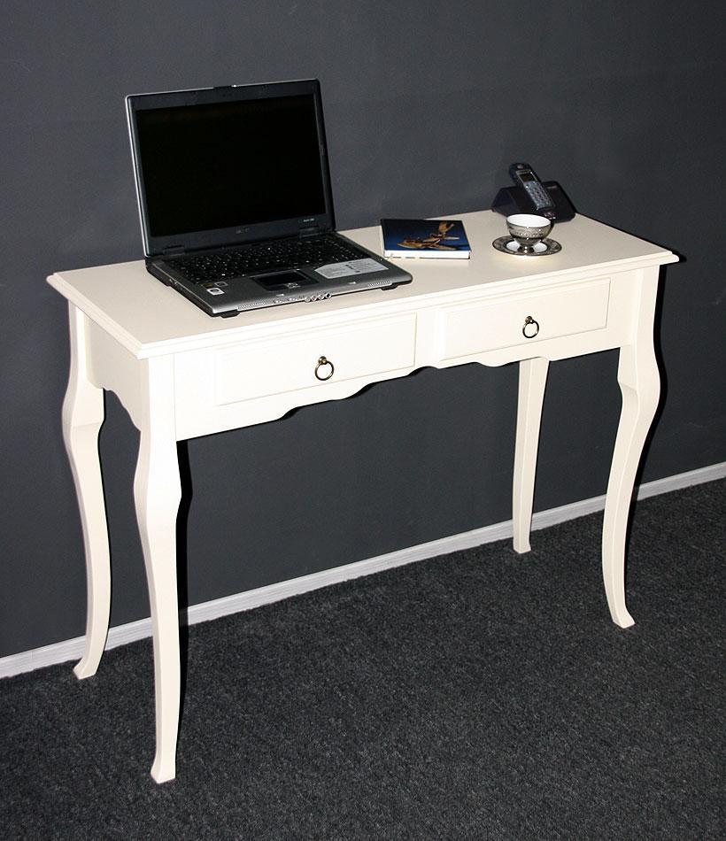 massivholz konsolentisch wandtisch beistelltisch 105x79. Black Bedroom Furniture Sets. Home Design Ideas