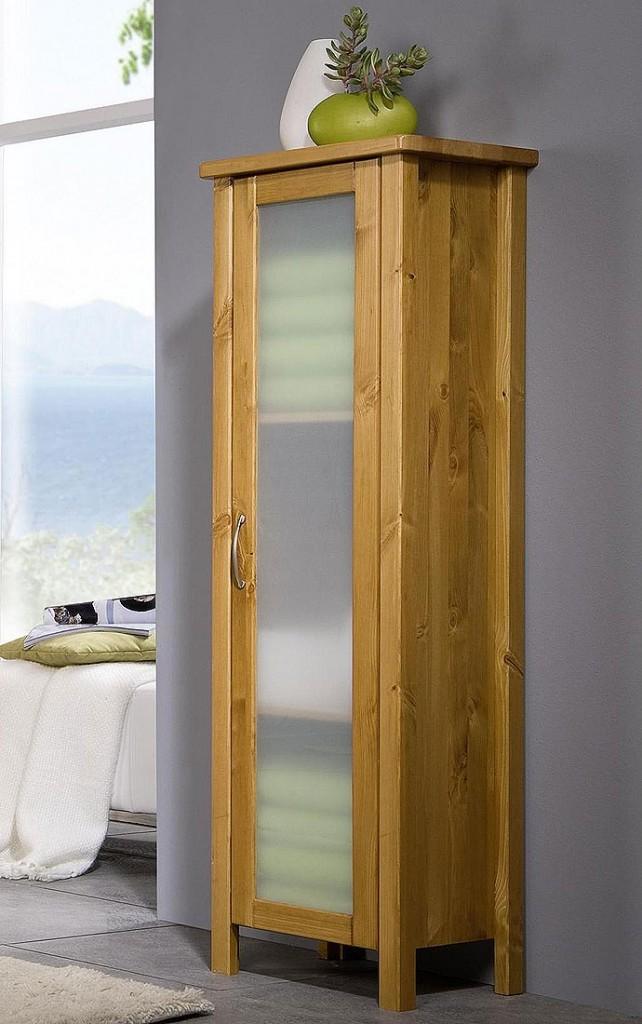 hochschrank vollholz bestseller shop f r m bel und einrichtungen. Black Bedroom Furniture Sets. Home Design Ideas
